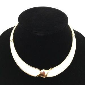 VINTAGE MONET Statement Collar